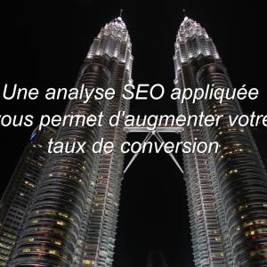 Analyse SEO détaillée de votre site