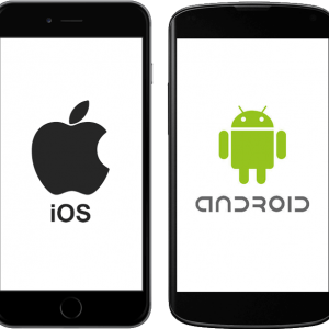 Telephones ios android