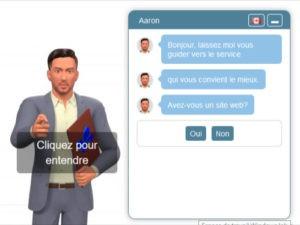 Clavardage automatisé multilangue